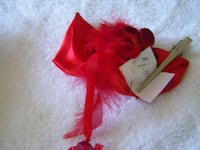 Red hat Bow  MADISON