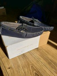 Men's Loafers Blue