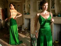 Emerald Green Dress Inspired by Atonement Movie Montréal-Est, H1B 4W5