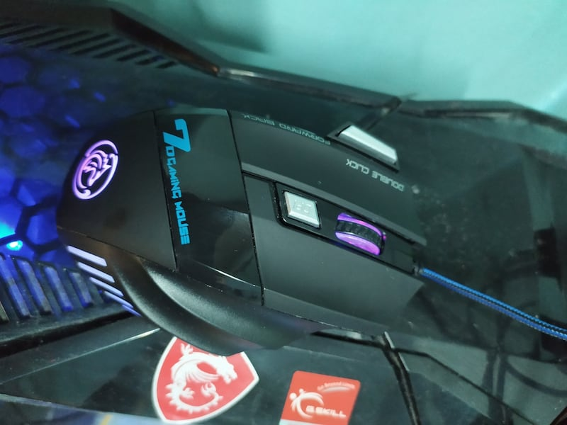 Gaming x7 mouse 1a7eb703-d3d8-416f-aa64-a729aa6d5725