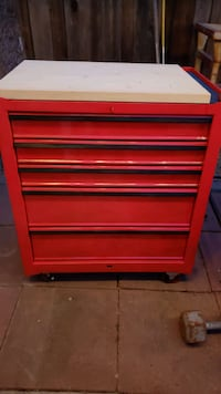 Tool box with 5 drawers Sunnyvale, 94085