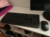 Wireless Keyboard and mouse  Arlington, 22209