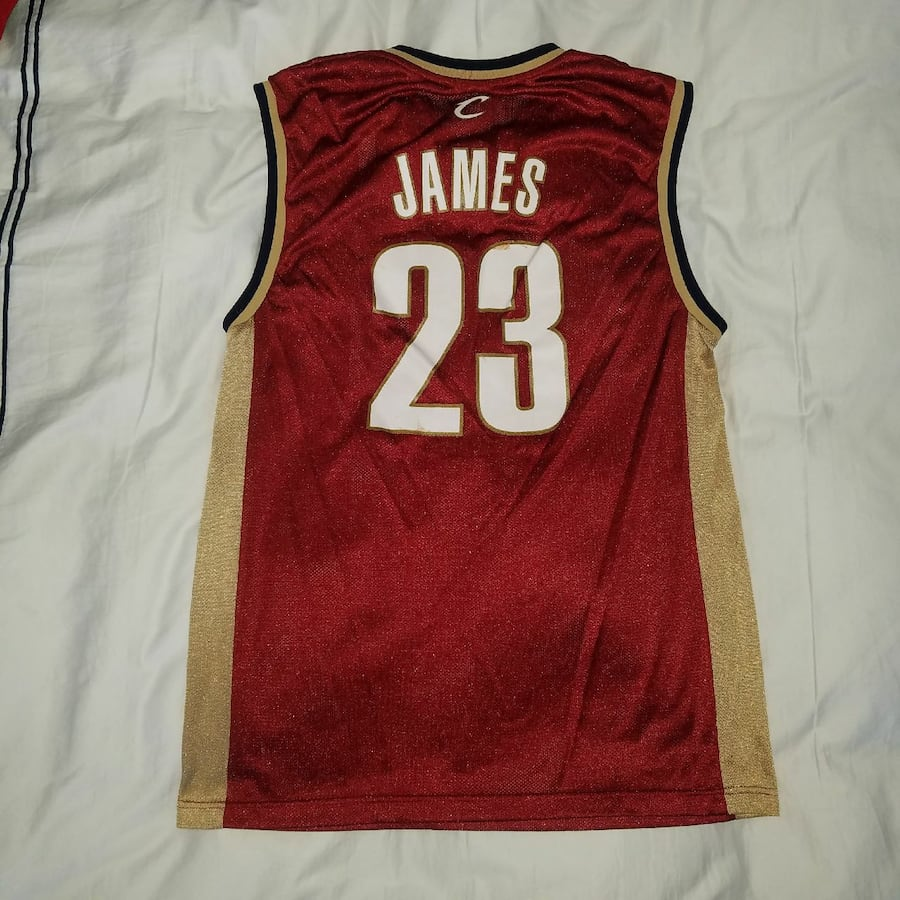 Cleveland Cavaliers #23 james