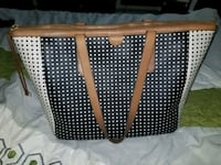 Fossil tote bag.  North Providence, 02904