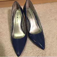 Blue pumps . Pickup only
