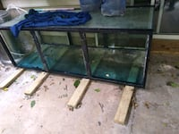 225 gallon fish tank plus all you need for saltwat