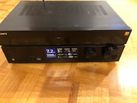 Sony Amplifier Home Stereo System Innisfil, L0L