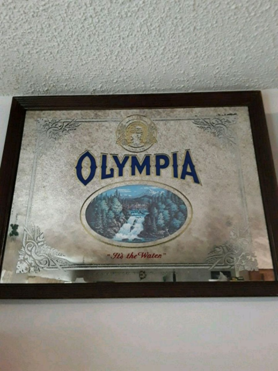 Olympia Beer Neon Sign For Sale - ForSale.Plus