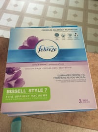 5 febres bissell bags for vacuum Schererville, 46307