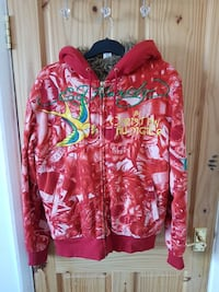 Ed hardy official Christian audigier red hoodie Burnham, SL1 7DB