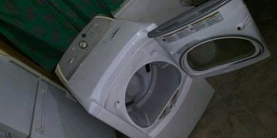 Dryer and washer