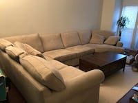 Large sectional couch Fairfax, 22033