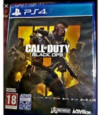 Call of duty black ops 4 played on a couple of times Vaughan, L4H 3N5