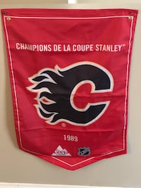 Stanley cup double sided banners  Calgary, T2K 4Z3