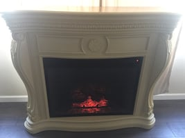 Decor fireplace