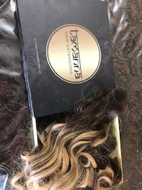 100% human hair extensions from Bombay.ca Toronto, M9V 4M1