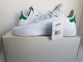 Pharrell williams tennis hu sz 9.5/11 ba7828
