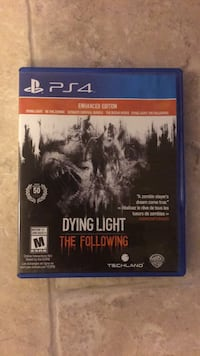 Ps4 dying light with The following Saskatoon, S7N 3Y8