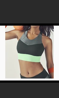 *NWT Fabletics green/mint size M Peabody, 01960
