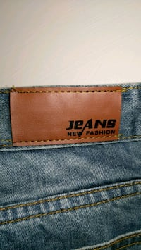 Jeans New Fashion cloth tag
