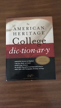 College Dictionary  Finleyville, 15332