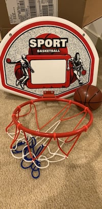 Mini basketball hoop Bethesda, 20814
