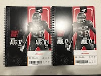 Stamps v Alouettes - August 17 @ 5 pm (2 tickets $70 each) Calgary, T2X 0B7