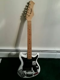 Harmony est 1892 electric guitar