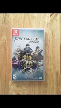 Brand new seal Fire Emblem Warriors for the Nintendo Switch Alexandria, 22303