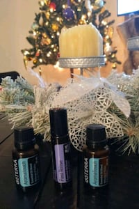 Brand new DoTerra oils