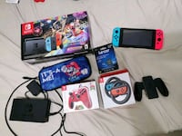 Like New Nintendo Switch Bundle  Toronto, M5A 2C6