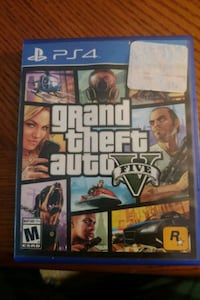 Grand Theft Auto 5 (PS4) Mansfield, 02048