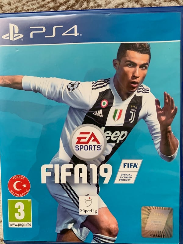 Fifa 19- Playstation 4 Bursa 909f704e-2239-4195-be00-76ecc77ca460