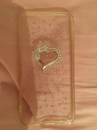Cute heart and hello kitty iphone 6s plus case  Burnaby, V5J 3Z2