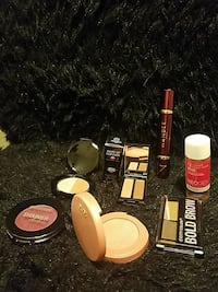 assorted cosmetics lot
