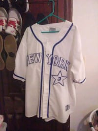 New York Yankees jersey Washington, 20019