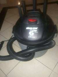 black and gray canister vacuum cleaner Arlington, 22202