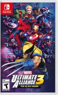Marvel Ultimate Alliance 3 Nintendo Switch  Whitby, L1R 1T1