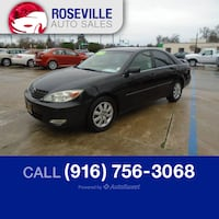 2004 Toyota Camry XLE Roseville, 95678