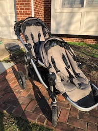 City Select Double Stroller Chevy Chase, 20815