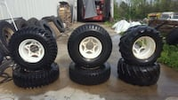 3 pairs of vw buggy wheels and tires Nashville, 37212