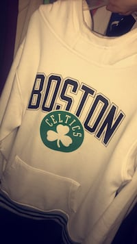 Celtics sweater