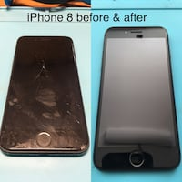 Apple iPhone 8 screen repair Shelton
