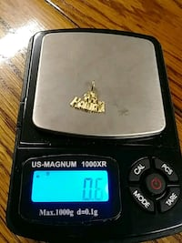 Hawaii gold charm Thibodaux, 70301