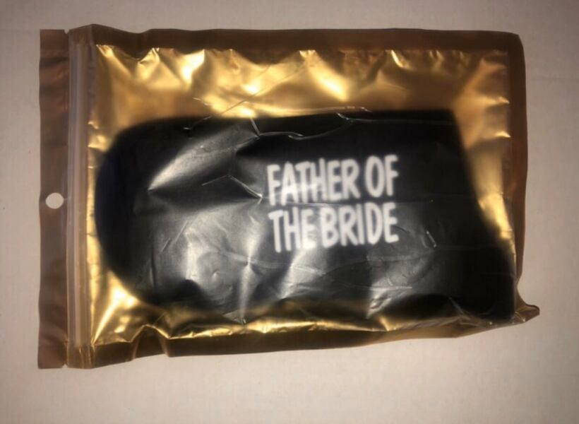 Black Father of the Bride Socks BNIB BNIP Brand New Dad Wedding aa7ab209-2f74-4930-9bf0-509559a38355