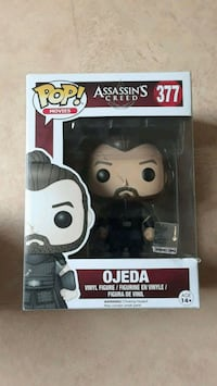Pop! Movies Assassin's Creed Figure 377 Ojeda Chester