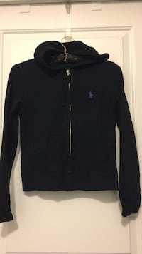 RL black hoodie for her small Oakville, L6K 3C7