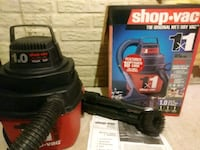 black and blue Craftsman wet / dry vacuum cleaner Silver Spring, 20904