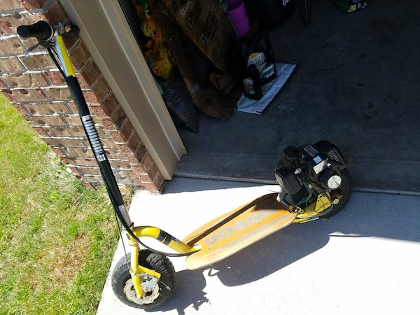 Used Goped Gas Powered Off Road Scooter For Sale In Bentonville Letgo