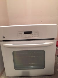 GE Double Built in Wall Ovens Toronto
